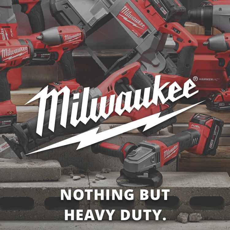 Shop Milwaukee power tools from Pope Lumber