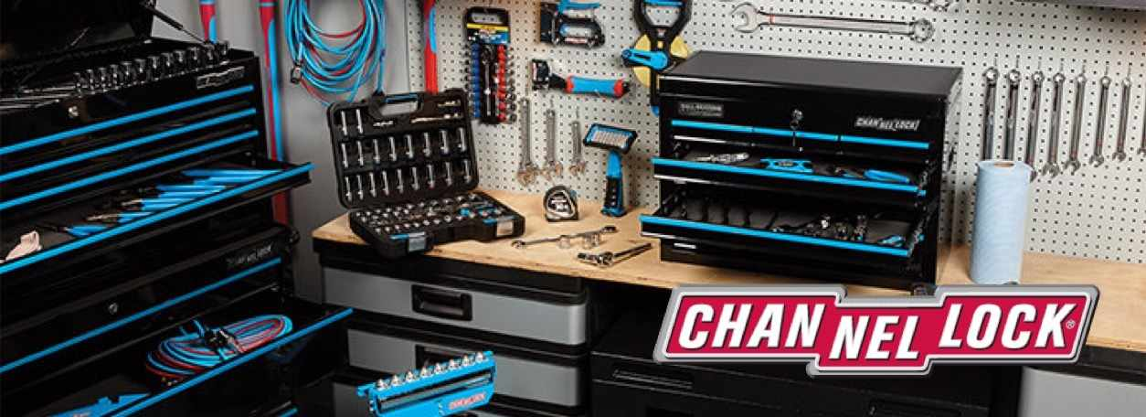 Channellock tools and logo