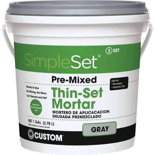 Tile Installation Supplies