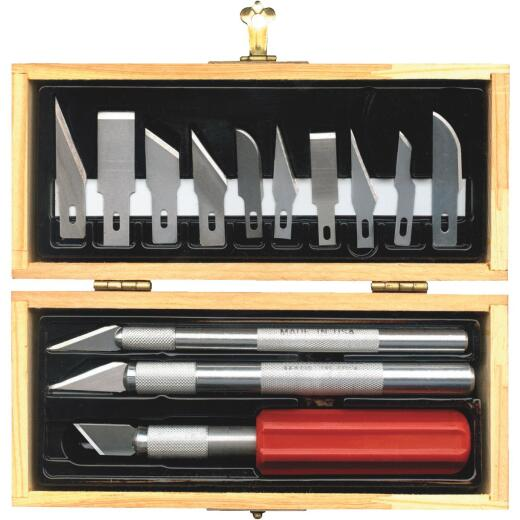 Techni Edge Hobby Knife Set (17-Piece)