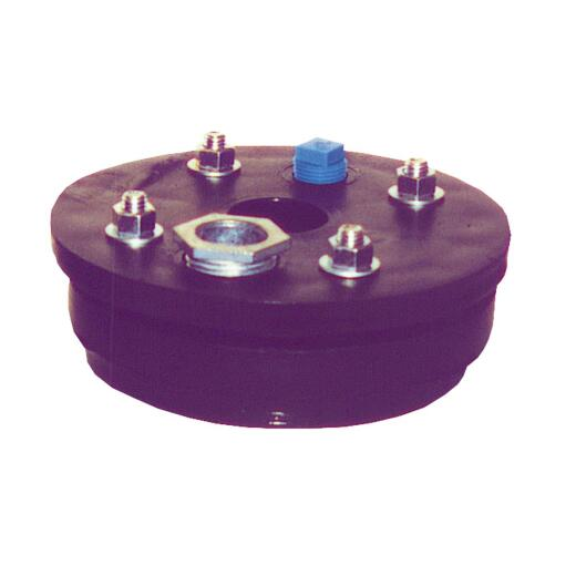 Simmons 6 In. x 1-1/4 In. Sanitary Well Seal