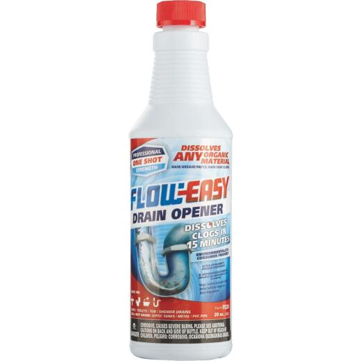 Flow-Easy 20 Oz. Liquid Drain Opener