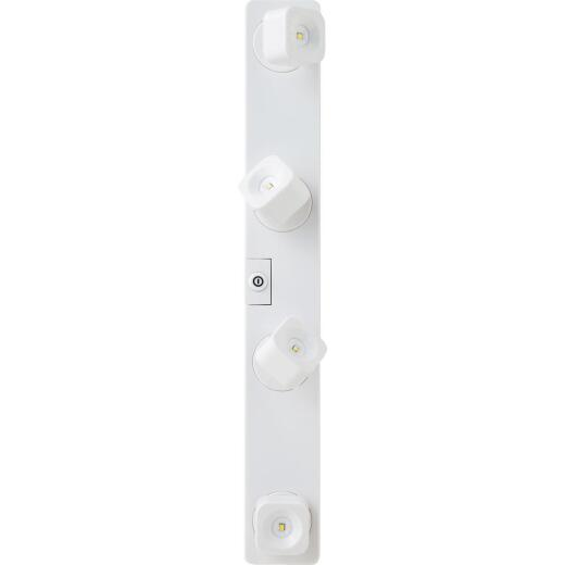 Light It FastTrack White LED Remote Control Battery Operated Light