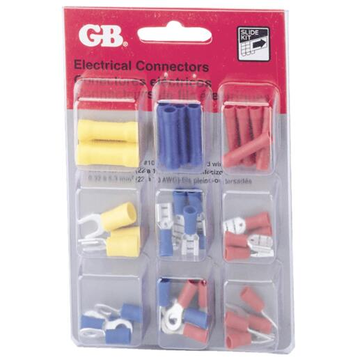 Gardner Bender 22 to 10 AWG 40 Pieces Wire Terminal Kit