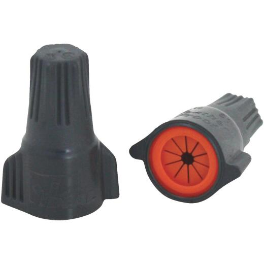 Ideal WeatherProof Small Blue/Orange Copper to Copper Wire Connector (25-Pack)