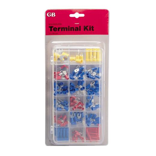 Gardner Bender Assorted Wire Size 175 Pieces Wire Terminal Kit