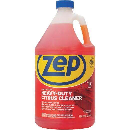 Zep Commercial Heavy Duty 1 Gal. Liquid Cleaner & Degreaser