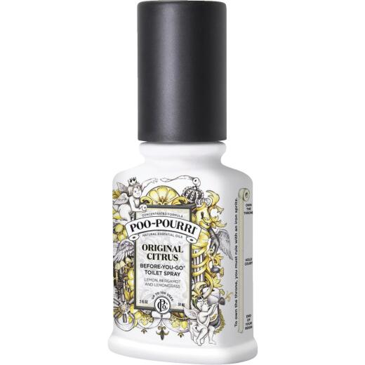 Poo-Pourri 2 Oz. Citrus Deodorizer Spray
