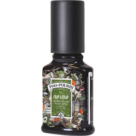 Poo-Pourri Trap a Crap 2 Oz. Deodorizer Spray