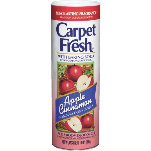 Carpet Fresh 14 Oz. Apple Cinnamon Rug & Room Carpet Deodorizer