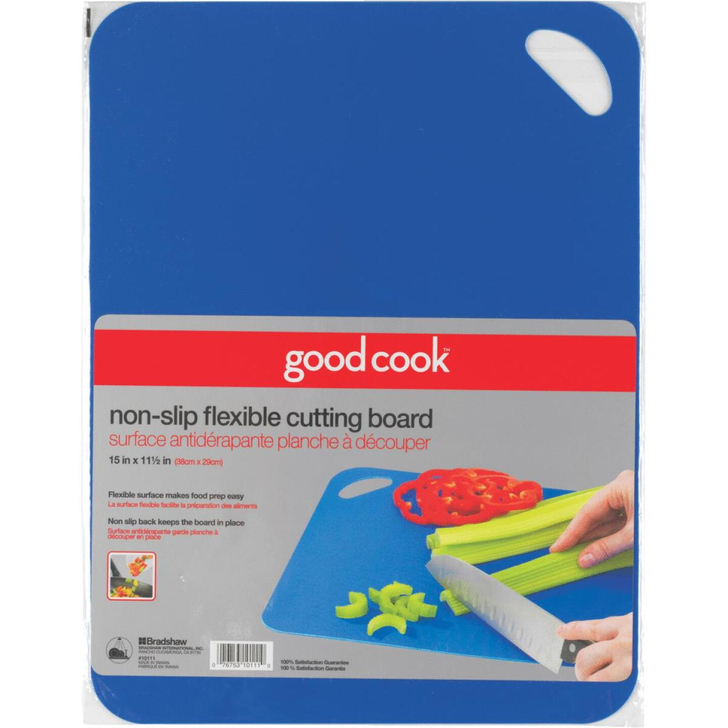 GoodCook 11.5 In. x 15 In. Non-Slip Flexible Chopping Mat Image 1