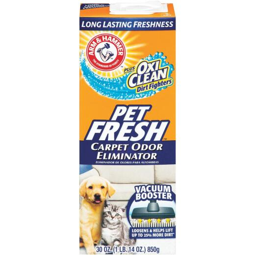Arm & Hammer 30 Oz. Pet Fresh Carpet Odor Eliminator