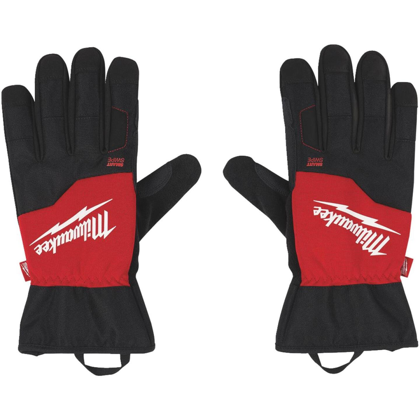 Milwaukee Men's Large Synthetic Winter Performance Glove Image 2