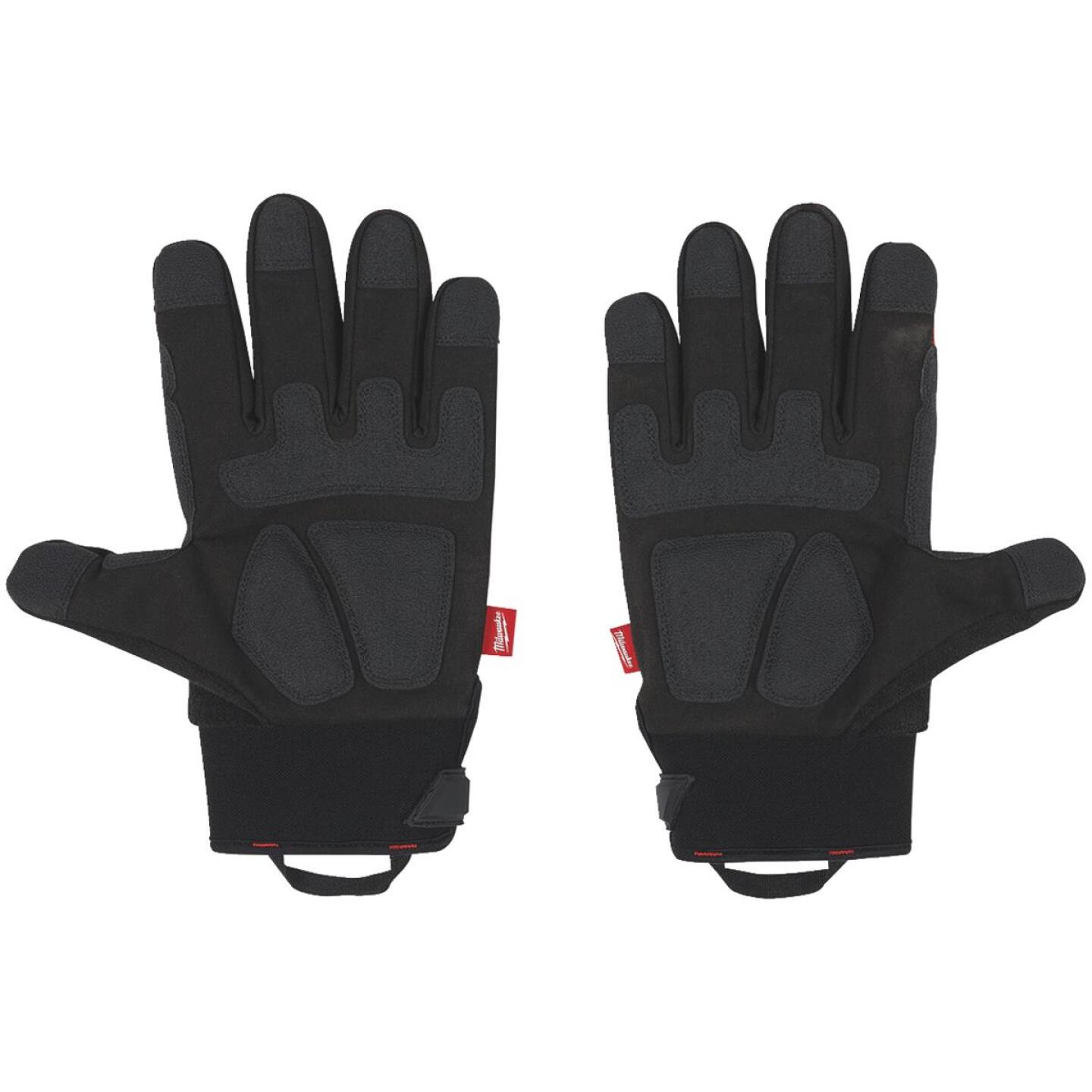 Milwaukee Men's Large Synthetic Winter Demolition Glove Image 3