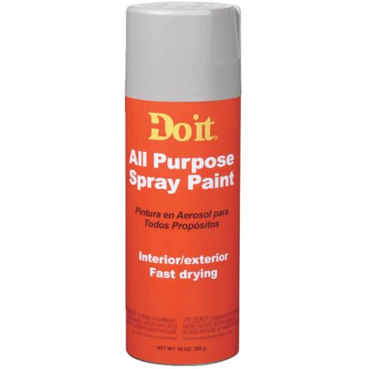 Do it Gray 10 Oz. All-Purpose Spray Paint Primer