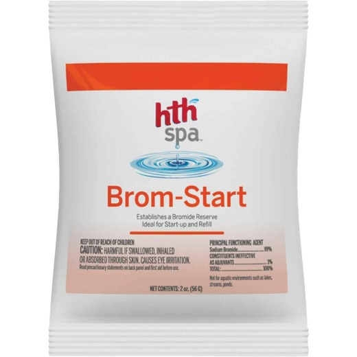 HTH Spa Brom-Start 2 Oz. Bromine Granule